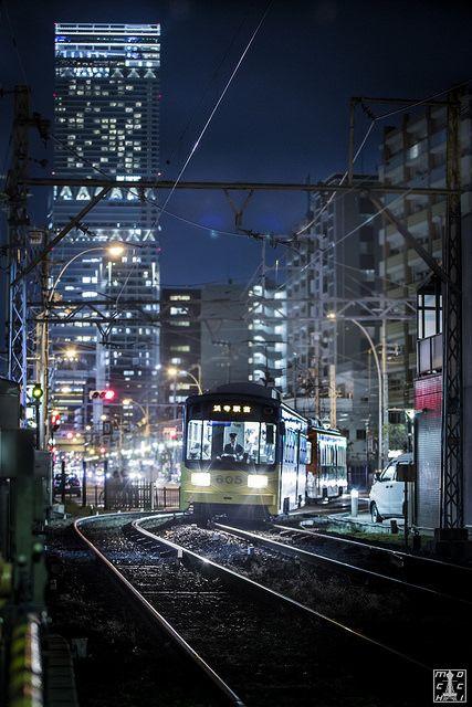 HanKai Line Osaka Japan