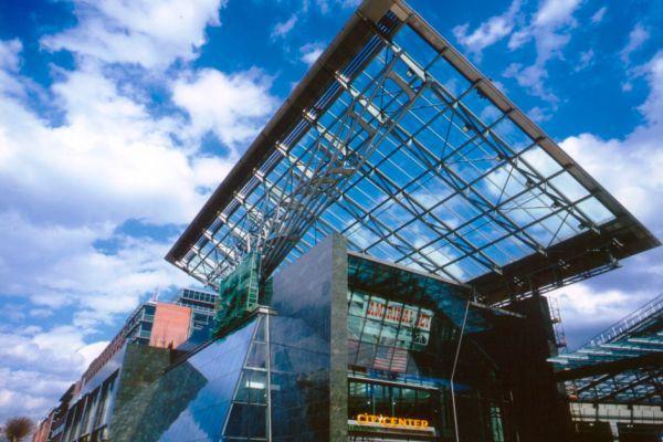 Вест-Энд торговый центр в Будапеште | WestEnd City Center Budapest