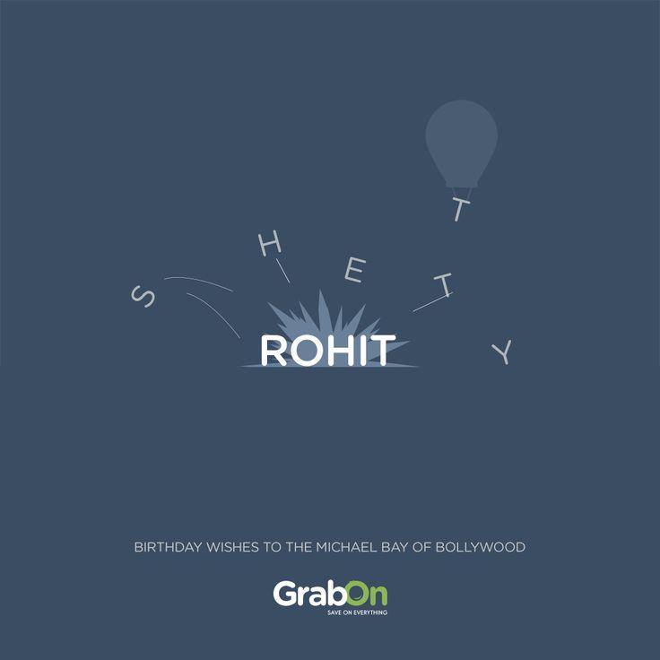 Happy Birthday #RohitShetty! 🚗🎆  #HBDRohitShetty #GolmaalAgainFirstLook #golmaalagain #Bollywood