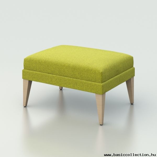 Basic Collection, Onda pouf  #onda #pouf #contractfurniture #upholstery #greenpouf