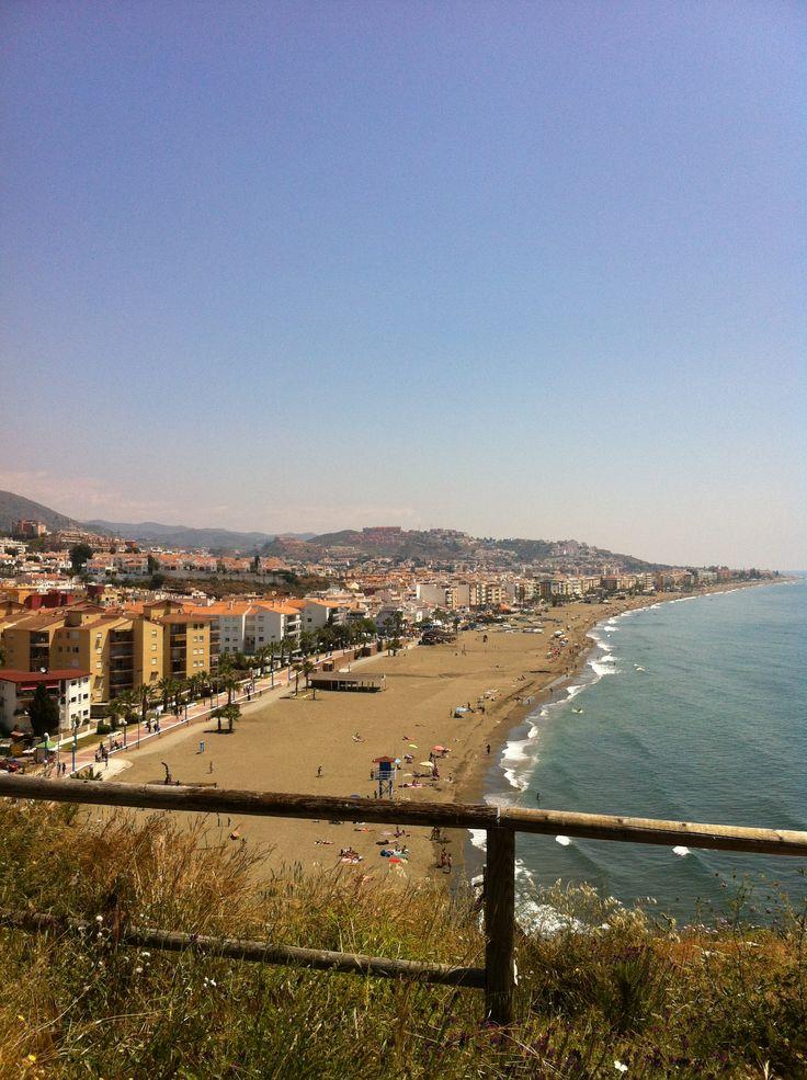 Playa de Rincón de la Victoria (Málaga)