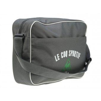 Geanta Le coq sportif Reporter Logo 2 guiet shade