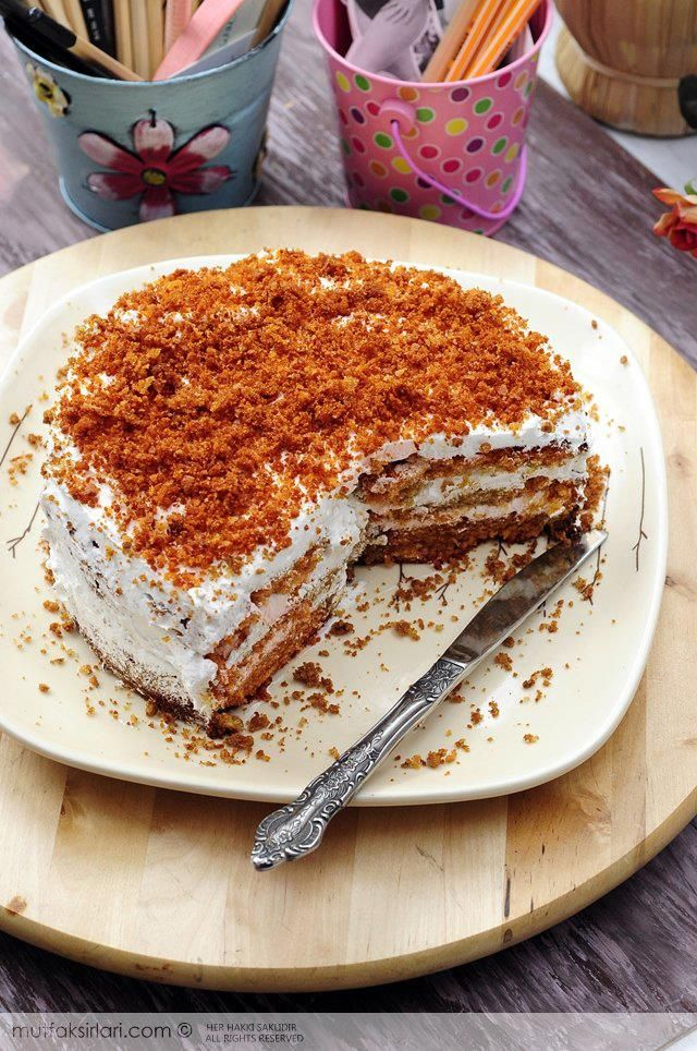 Havuçlu Tarçınlı Pasta nasıl yapılır ? Ayrıca size fikir verecek 13 yorum var. Tarifin püf noktaları, binlerce yemek tarifi ve daha fazlası...