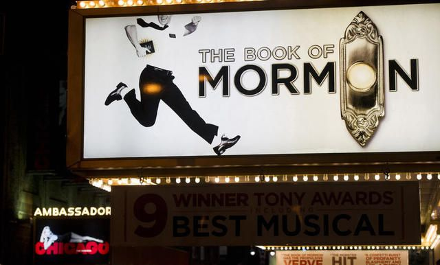 How the The LDS Church's Response to the B😇😇K OF MORMON Musical Is Actually Working  Has anyone left as a result?  #Mormon
