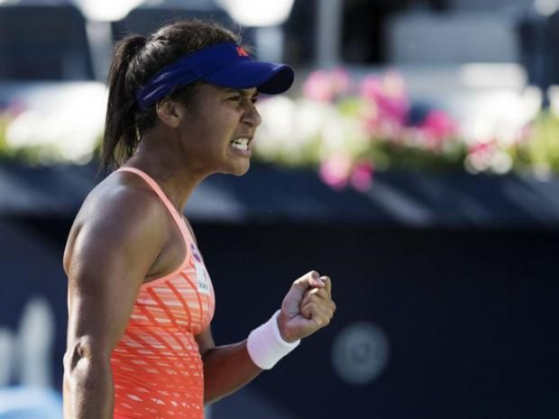 Heather Watson beats Ekaterina Makarova to reach Monterrey open quarters ... Heather Watson continued the defence of her Monterrey Open title with an impressive victory over sixth seed Ekaterina Makarova. Watson triumphed 6-4, 6-1 to set...  sportsflashes.com