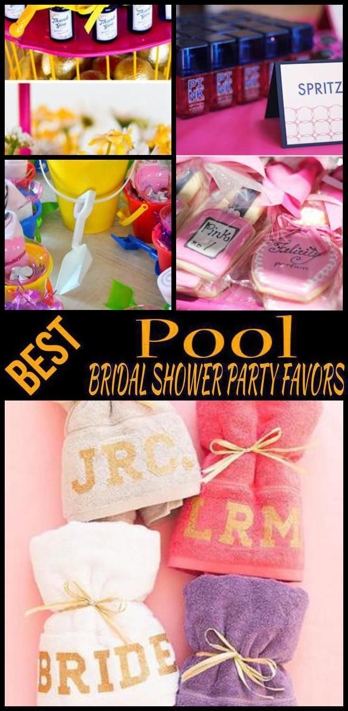 pool bridal shower party favors bridal shower pinterest bridal shower bridal and bridal shower favors