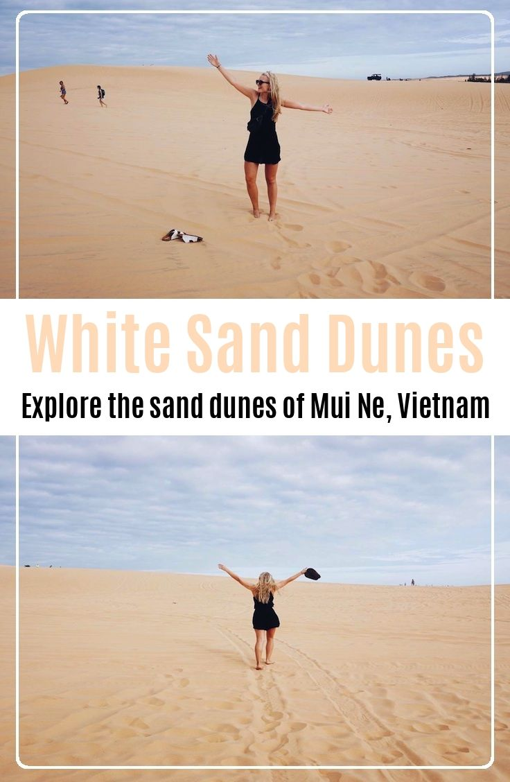 Complete guide to the white sand dunes of Mui ne