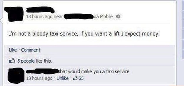 22 of the FUNNIEST Comebacks Ever Left on Facebook