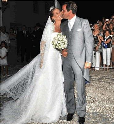 Tatiana Blatnik & Prince Nikolaos of Greece