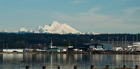 Downtown Oak Harbor WA | City of Oak Harbor, Whidbey Island, Washington, Whidbey Island's ...