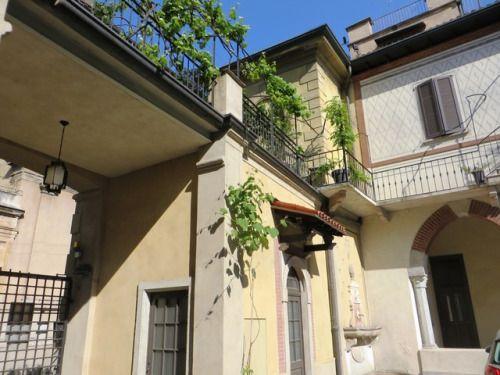 Milano - Chiostro del Monastero Maggiore    di San Maurizio