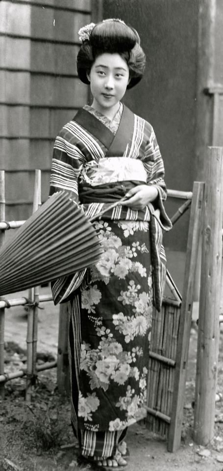 Yamada Isuzu (山田五十鈴) 1917-2012, Japanese Actress, 瑳峨三智子(子)