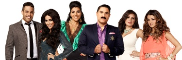 Okay, so I admit it, I LOVE Shahs of Sunset. I think it's because I cannot relate to ANY OF IT!! :-)