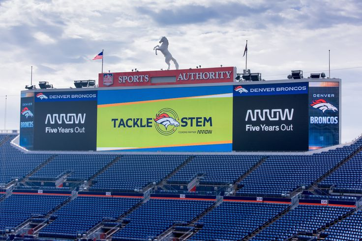 Arrow Electronics Collaborates with Denver Broncos on Tackle STEM Initiative | 3BL Media