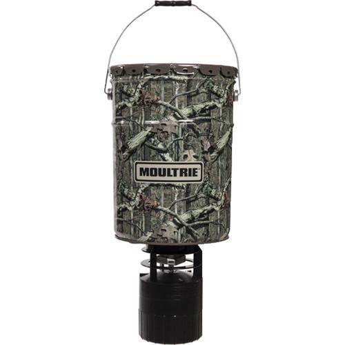 Hanging Deer Feeder - 6 1-2 Gallons Pro Hunter with Quick Lock