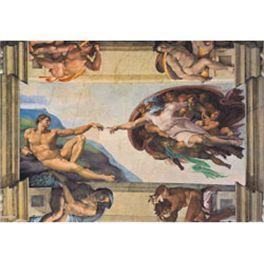 Puzzle de 6.000 piezas de la obra de Michelangelo La Creación del Hombre.   Más info y compra en: http://www.elosito.com/puzzles-rompecabezas-3-d-puzzles-de-3000-a-10-000/10452-puzzle-6000-michelangelo-la-creacion-del-hombre-8005125365135.html
