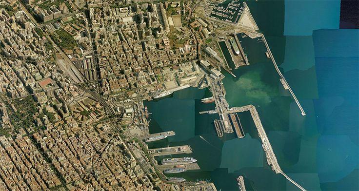 Palermo : Waterfront e Nuove Strategie Urbane
