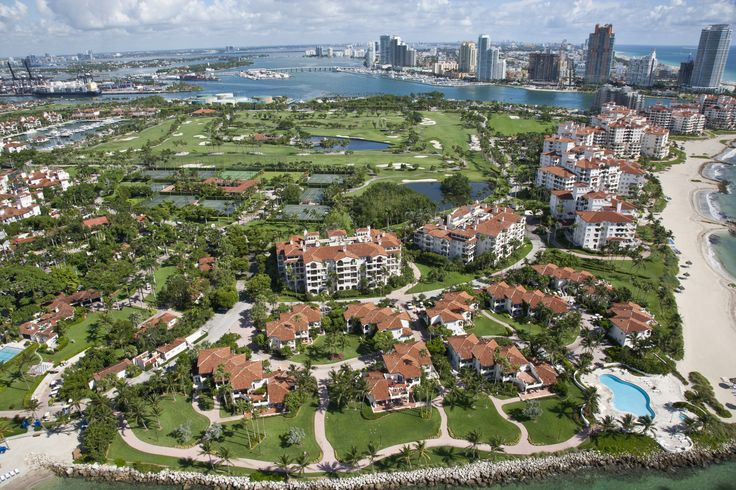 3. Florida: 33109 Fisher Island, located just south of Miami Beach, is a small man-made island that was formerly a private retreat for the Vanderbilt family. Today, it largely consists of beachfront condominium complexes. Fisher Island is also the richest zip code in the nation