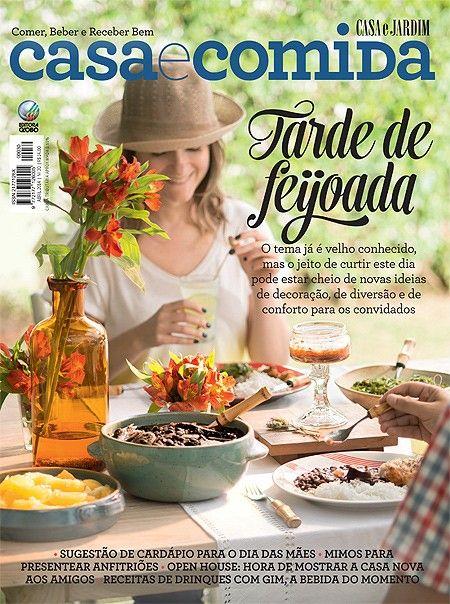 10 melhores imagens sobre capas de casa e comida for Casa magazine