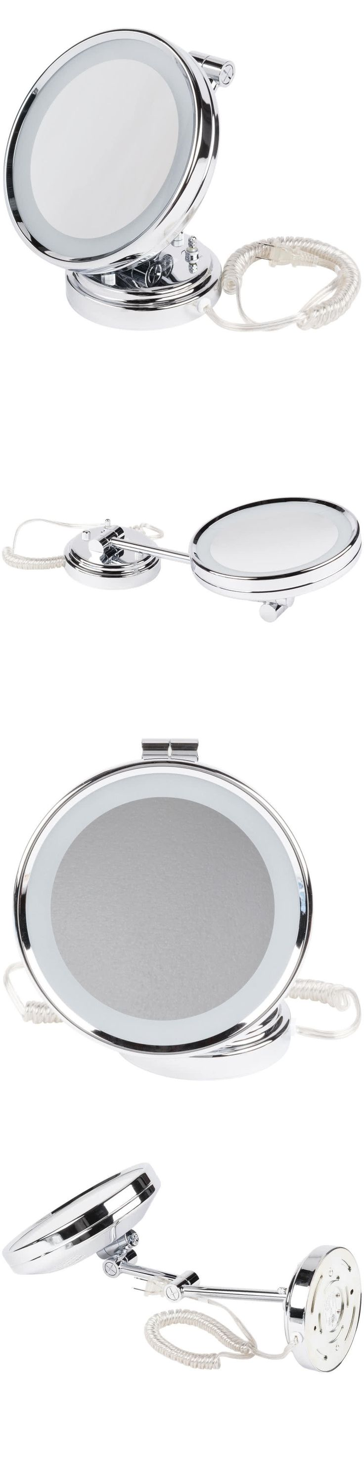 706 best makeup mirrors images on pinterest makeup mirrors conair be8wmbw 8 diameter lighted wall mount mirror buy it now amipublicfo Images