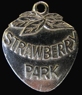 VTG STRAWBERRY PARK SILVERTN CHARM PRESTON CONNECTICUT