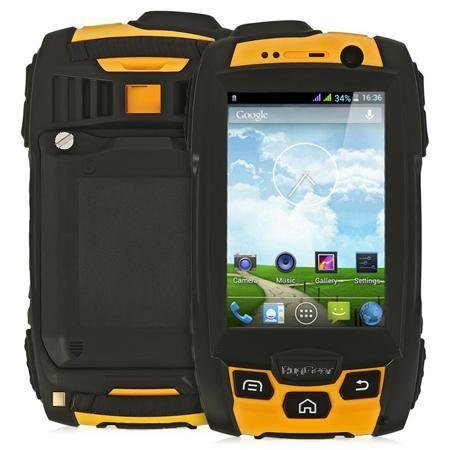 Смартфон RugGear RG500 Swift Pro  — 18590 руб. —  Cверхзащищенный смартфон RG500 Swift Pro создан для тех, кто не хочет делать выбор между компактностью, надежностью и мощной «начинкой». Его противоударный корпус выполнен из прочного пластика и усилен прорезиненным вставками. При этом смартфон легко умещается в ладони и весит всего 206 граммов. RG500 защищен по международным стандартам IP-68 и MIL-STD 810G от влаги и микрочастиц, гарантирующие безопасное погружение смартфона на глубину более…