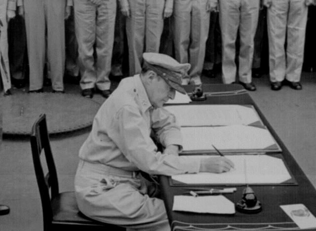 General Douglas MacArthur was a noted American commander during the 20th century who played key roles in World War I, World War II, and the Korean War.