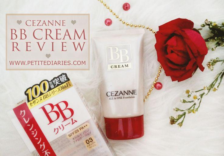 CEZANNE BB CREAM REVIEW : http://www.petitediaries.com/2016/11/review-cezanne-bb-cream-all-in-one.html  - #japanesemakeup #japanese #japan #japanesebbcream #beautyblogger #japanesebeautyblogger