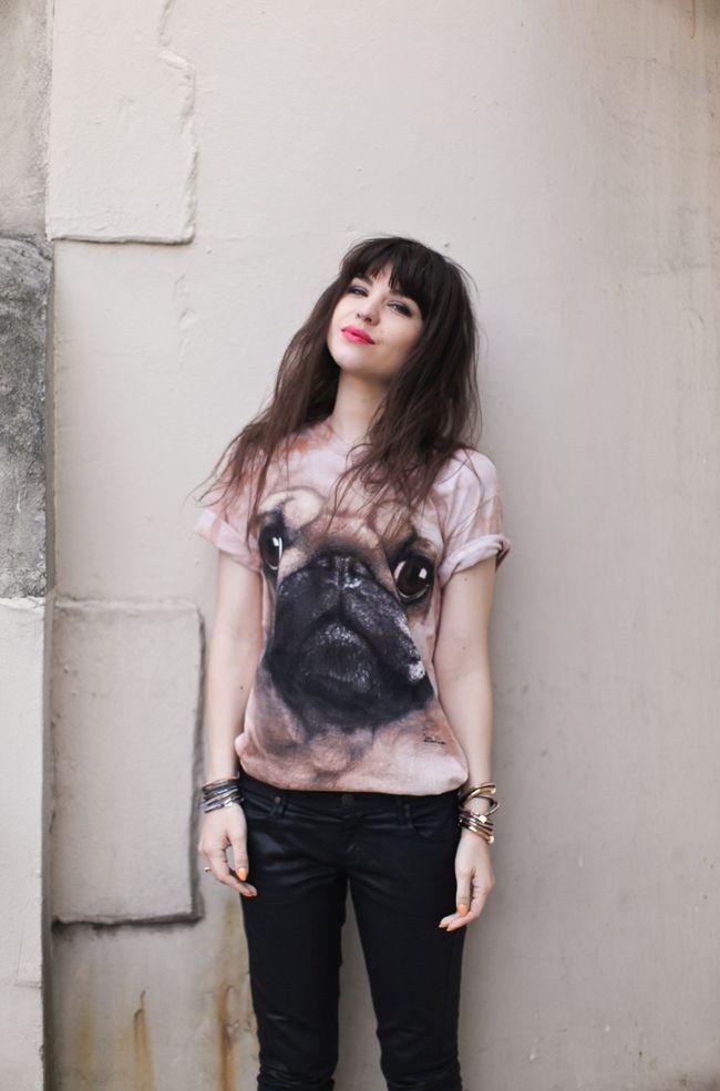 Awesome Pug Face T-Shirt http://prikid.eu/pug-face-t-shirt/ #pugs #tees #tshirts #3d #prikideu #awesome #worldwide #bigface