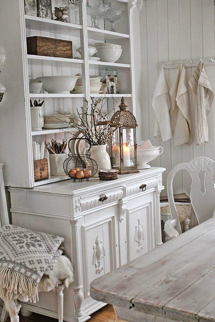 23 Farmhouse Kitchen Cabinets Decor Ideas On A Budget Chic Home Decor Shabby Chic Kitchen Home Decor