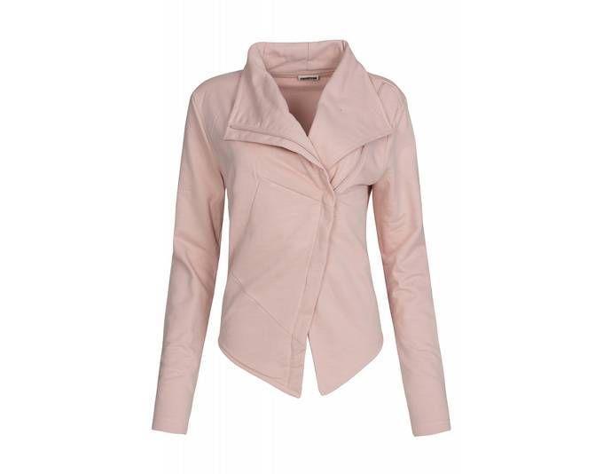 Damen jacke rosa