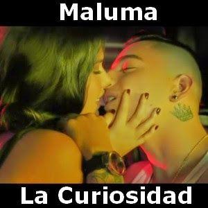 Acordes D Canciones: Maluma - La Curiosidad