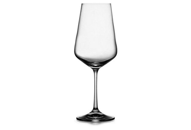 S/4 Sarah Wine Goblets