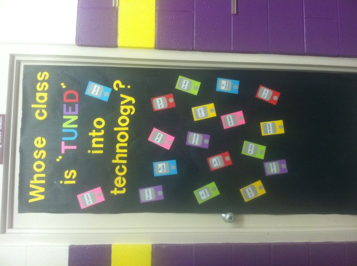 This is a cute way to include all the classrooms in the school. :) Jodi from the Clutter-Free Classroom www.CFClassroom.com