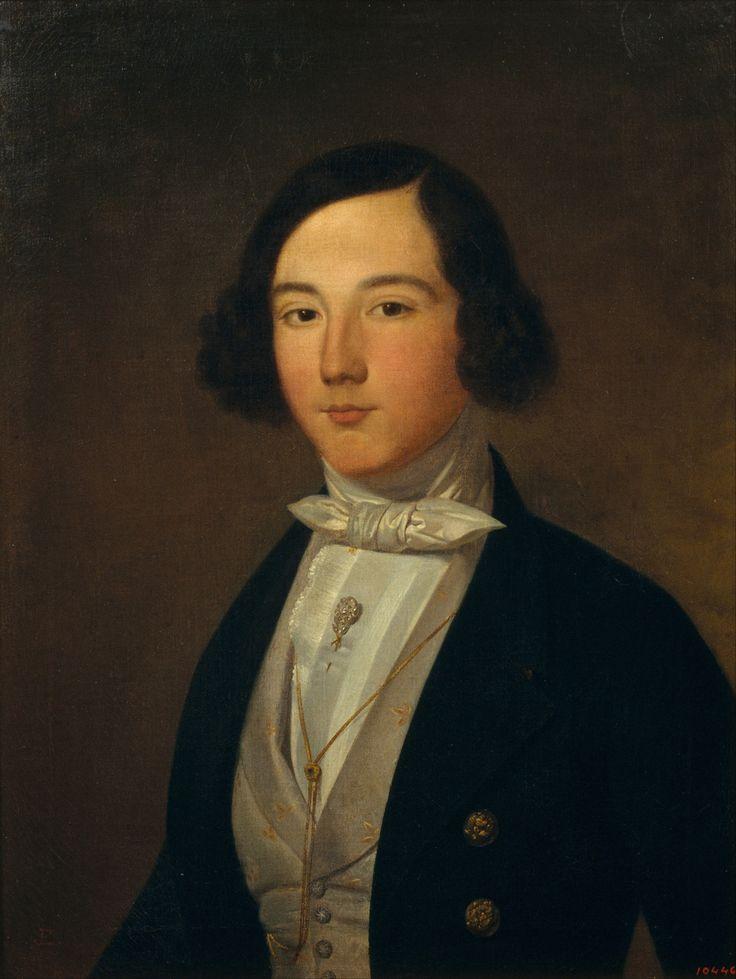 1842 Joaquim Espalter - Portrait of Octavi Carbonell i Sanroman