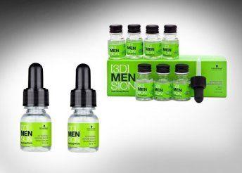 Erősítsd meg a hajhagymáid: férfiaknak kifejlesztett, hatékony hajnövekedést serkentő szérum, a Schwarzkopftól
