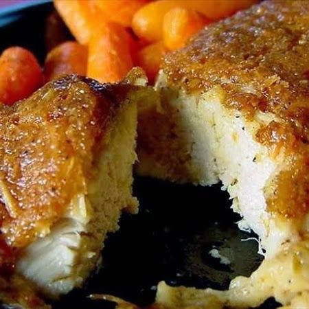 Melt-In-Your-Mouth Chicken Breasts - The mayonnaise make these chicken breast very moist and tender..