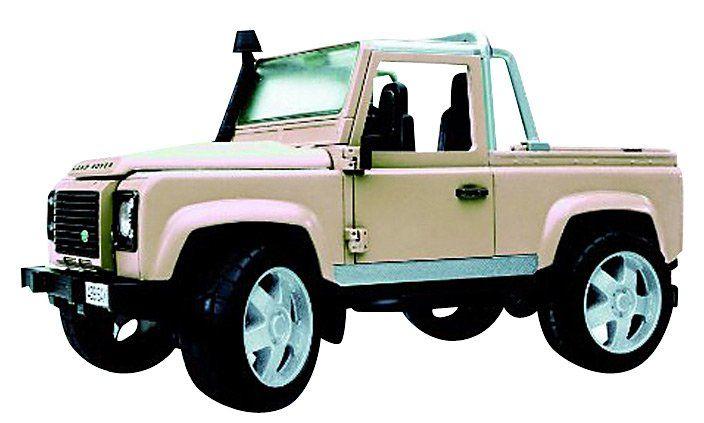 Bruder Toys Land Rover Defender Pick Up