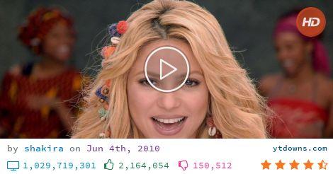Download Shakira videos mp3 - download Shakira videos mp4 720p - youtube to mp3 - youtube to mp4...