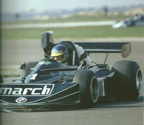 "Ronnie Peterson - March 752 BMW - Project Three racing - XIX B.A.R.C. ""200"" 1975 - Jochen Rindt Memorial"