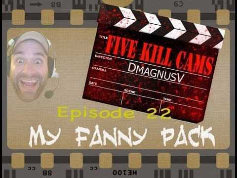 Five Kill Cams - Call of Duty Black Ops 2 - Episode 22 - My Fanny Pack