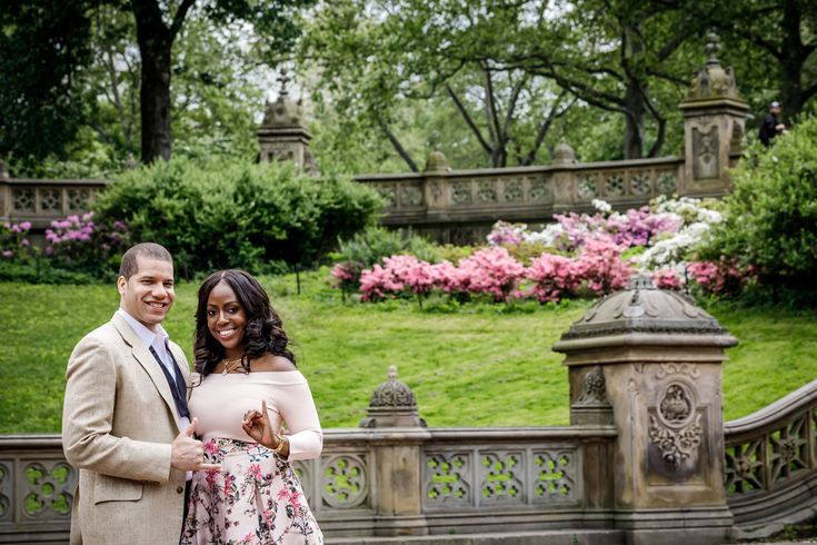 New York City central park engagement session photo by Amy Anaiz sorority and fraternity symbols