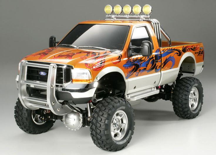 tamiya rc ford f350 pickup truck photos parts chassis and more rc cars and rc tracks. Black Bedroom Furniture Sets. Home Design Ideas