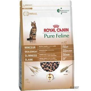 Royal Canin Pure Feline Slimness Tavuk & Hindi Etli Bitkisel Yetişkin Kuru Kedi Maması #kedimamasi #kedimaması #kedi maması