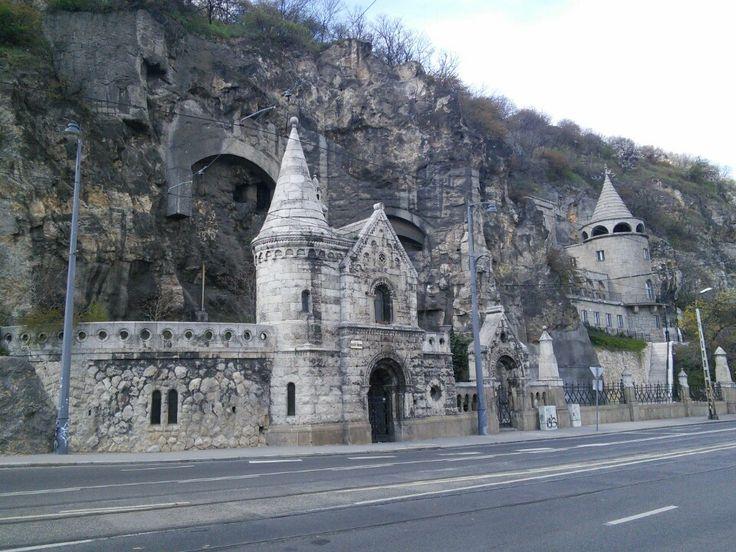 Sziklatemplom | Cave Church in Budapest, Budapest