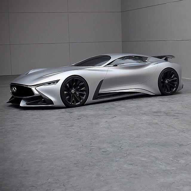 Infiniti Vision GT #amazing_cars