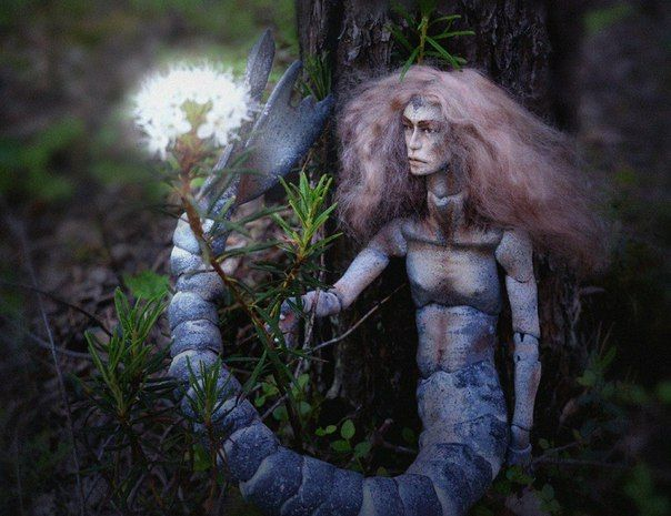 Шарнирные куклы | Mezen-doll |'s photos