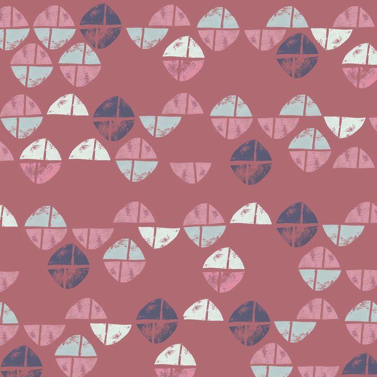 Trading Shells by Rosie Holman. www.oakrose.co.uk