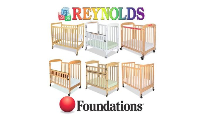 Foundations Wooden Crib Assembly
