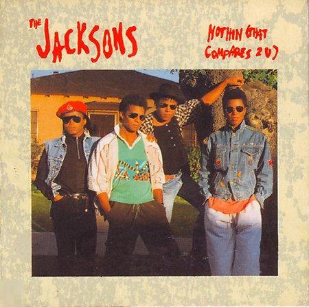 Nothin (That Compares 2 U) - The Jacksons (Album: 2300 Jackson Street / 1989)
